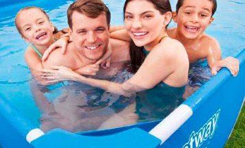 Hai già visto il nuovo design delle piscine fuori terra?