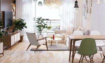 Arredamento scandinavo: alcuni consigli per il tuo soggiorno