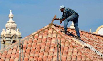 Si può salire sul tetto di casa propria?